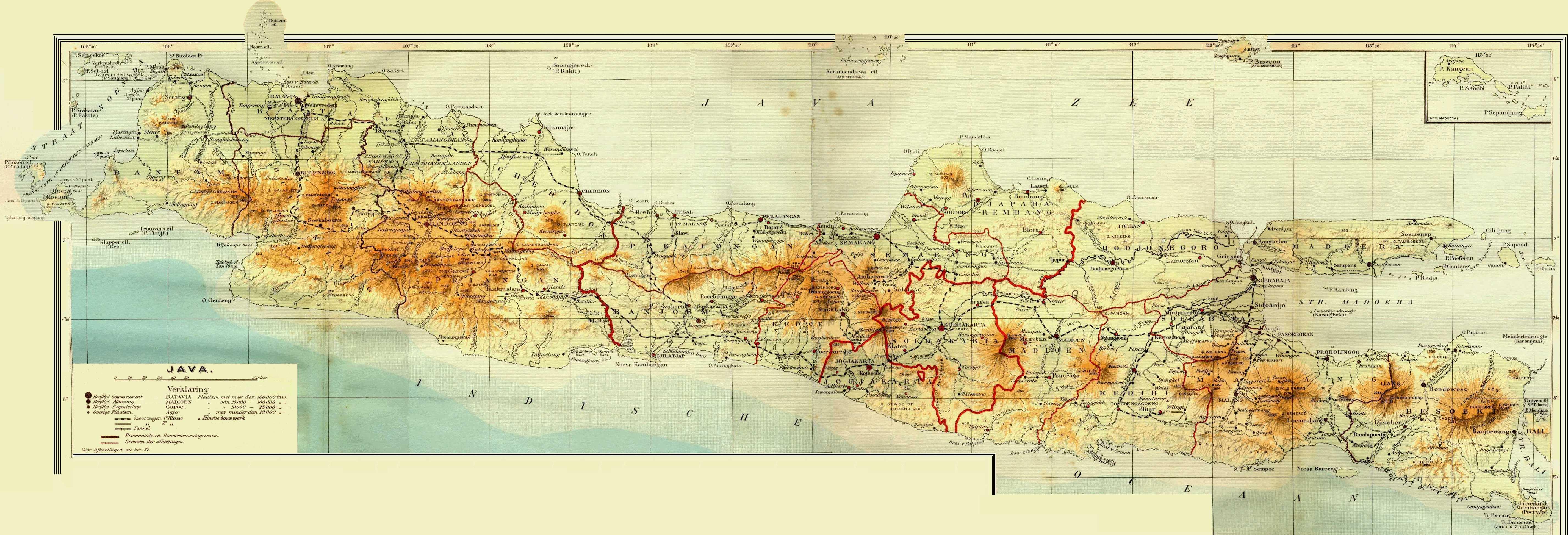 the city of batavia now called jakarta java 254 kb the city of semerang java 109 kb the city of soerabaja java 154 kb