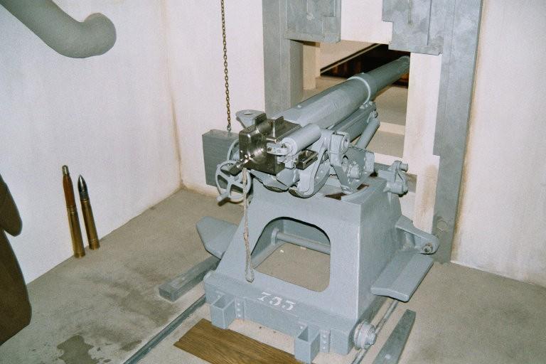 German 50 Mm Anti Tank Gun: Annxe B: Weapons, Belgian Fortifications, May 1940